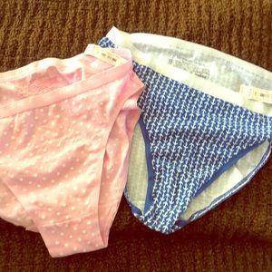 NWT Victoria's Secret high leg brief underwear